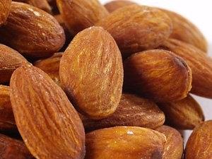 Agrosun Roasted Salted Almond (Jumbo) 1Lb
