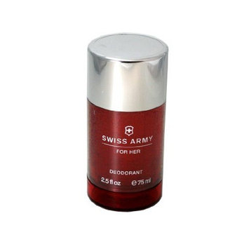 Swiss Army by Victorinox for Women Deodorant Stick, 2.5 Ounce