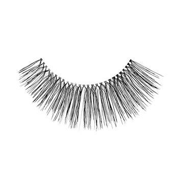 Blinque False Eyelashes 2Pairs Plus DUO eyelashes Black (107)