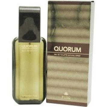 Quorum by Antonio Puig for Men. Eau De Toilette Spray 1.7-Ounces