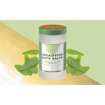 Crystalline Organic Dead Sea Salt with Eucalyptus