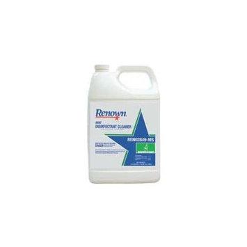 Renown Mint Disinfectant Cleaner 4Gl/CS