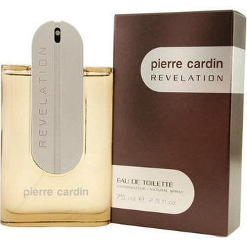 Pierre Cardin Revelation by Pierre Cardin For Men. Eau De Toilette Spray 2.5-Ounces