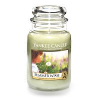 Yankee CandleA Summer Wisha ¢ Large Classic Candle Jar