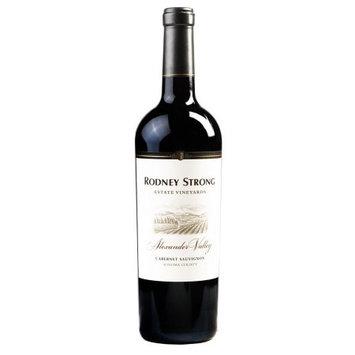 Rodney Strong Estate Vineyards Cabernet Sauvignon Alexander Valley