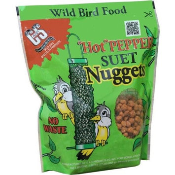 C & S Products CS06107 Hot Pepper Nuggets