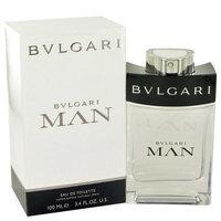 Bvlgari Man by Bvlgari Eau De Toilette Spray 3.4 oz