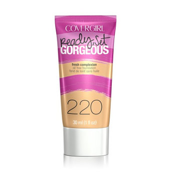 COVERGIRL Ready, Set Gorgeous Liquid Makeup Foundation, Soft Honey, 1 Fl Oz (Pack of 2)
