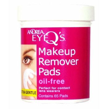 Andrea Eye Q's Oil Free Eye Makeup Remover