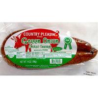 Country Pleasin' Green Onion Smoked Sausage
