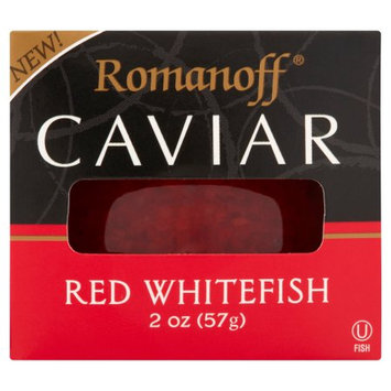 T. Marzetti Co. Romanoff, Caviar Whitefish Red, 2 Oz (Pack Of 12)