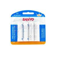 Sanyo eneloop AA 2000mAh 4 Battery Pack Low Self Discharge Batteries LSD HR-3UTG-4BP