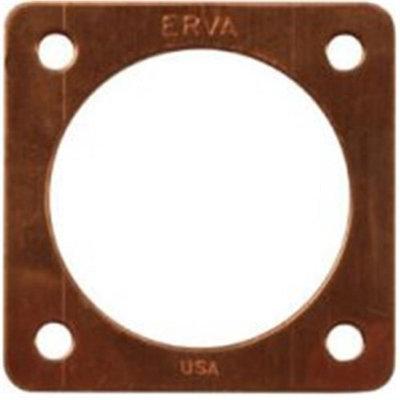 Erva PH5C 1.563 in. dia. Portal for Western Bluebirds - Genuine Copper