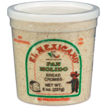 El Mexicano, Bread Crumb, 8 oz