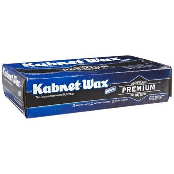 Kabnet Wax Heavy-Weight Interfolded Dry Waxed Deli Paper by GP PRO (Georgia-Pacific), 82SENIOR, White, 10.75