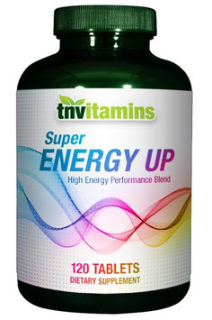 Tnvitamins Energy UP Formula - 120 Tablets