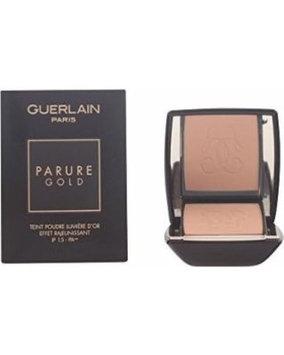 Guerlain Parure Gold Rejuvenating Gold Radiance Powder Foundation Spf 15 # 12 Rose Clair 10G/0.35Oz