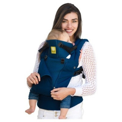 LILLEbaby 6-Position Complete All Seasons Baby & Child Carrier - Navy