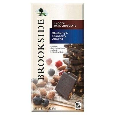 Brookside Blueberry & Cranberry Almond Family Bar 3.17 oz.
