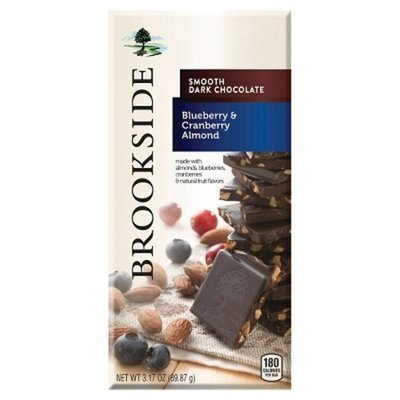Brookside Blueberry & Cranberry Almond Family Bar 3.17 oz.