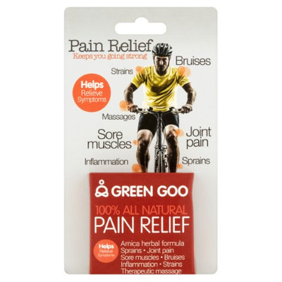 Green Goo - 100% All Natural Pain Relief - 1.82 oz.