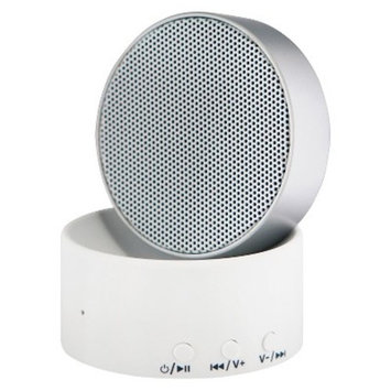 LectroFan Micro Wireless Sound Machine White/Silver