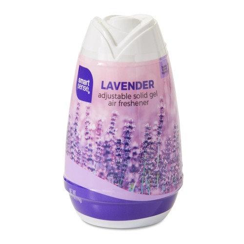 Smart Sense Lavender Adjustable Solid Gel Air Freshener