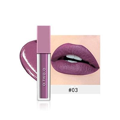 Adoeve Velvet Matte Waterproof Moisturizing Makeup Lip Long-lasting Lip Gloss Lip Glosses