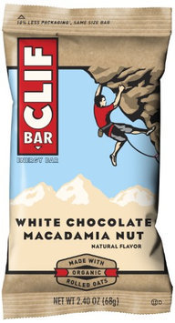 Clif Bar Energy Bar White Chocolate Macadamia Nut