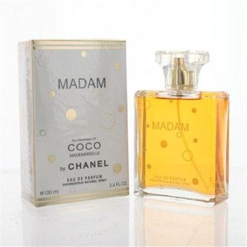 Perfect Star ZZWPSMADAM3.4EDPSPR Madam By Perfect Star 3.4 oz. Eau De Parfum Spray