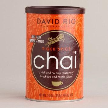 David Rio Chai Mix, Tiger Spice, 14 Ounce [Tiger Spice]