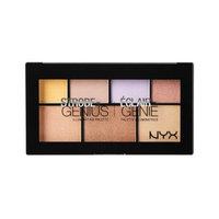 (6 Pack) NYX Strobe of Genius Illuminating Palette