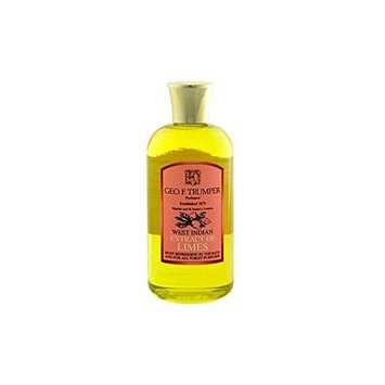 Trumpers Extracts of Limes Bath and Shower Gel 200ml (Pack of 2)