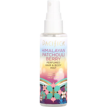 Travel Size Himalayan Patchouli Berry Hair & Body Mist