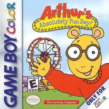 Atari Arthur's Absolutely Fun Day Game Boy Color