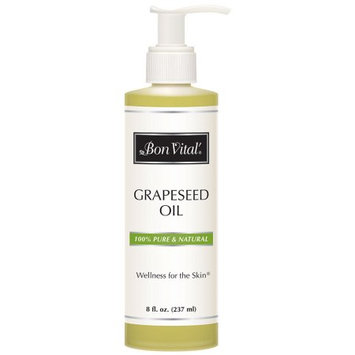 Bon Vital - Original Grapeseed Oil-8oz Bot
