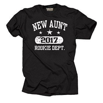 Aunt 2017 Aunt T-shirt Baby announcement Baby shower Auntie Gift Tee XXXX-Large Green