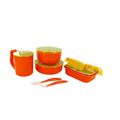 Onbi Baby Meals On-the-Go Feeding Set