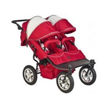 Valco Baby Tri-mode Twin Stroller EX- Candy Apple