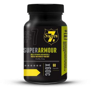 Super7 Super Armour Nutrition Supplements - 60 Capsules.