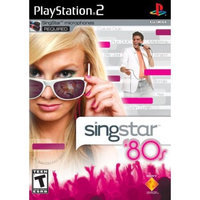 Sony 97622 Singstar Amped 80s Ps2