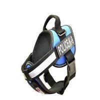 Dogline N0202-2 22-30 inch Unimax Multi Purpose Dog Harness, Blue