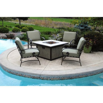 Better Homes and Gardens Pine Cove 5-Piece LP Fire Chat Set, Box 1 of 2