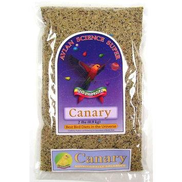 Volkman Seed Avian Science Super Canary Seed Nutritionally Balanced Food 2 lbs