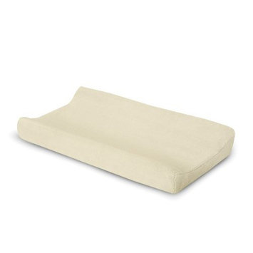 Kids Line Luxury Contour Changing Pad Cover, Yellow (Discontinued by Manufacturer)