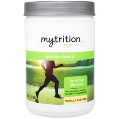 Natural Protein- Vanilla - VANILLA CUSTARD (1.5 Pound Powder) by MyTrition at the Vitamin Shoppe