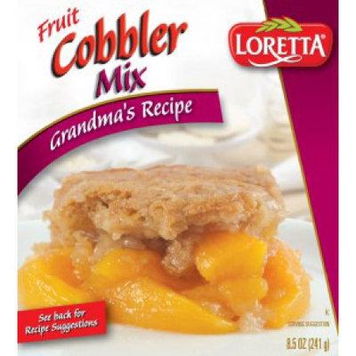 Loretta Fruit Cobbler Mix(Case of 12)