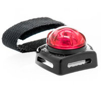 Petflect Adventure Lights Guardian Small Pet Light (Red)