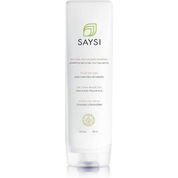 Saysi Natural Revitalizing Shampoo, 10.14 Ounce