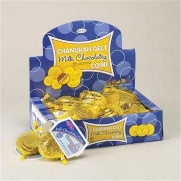 Rite Lite CH-GELT-48 Chanukah Gelt Milk Chocolatey Coins
